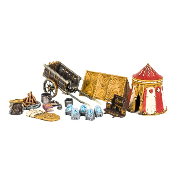 Adventurers Long Rest Deluxe Bundle
